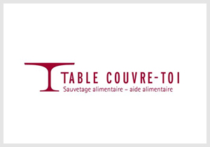 Fondation Table couvre-toi